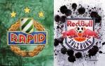 Rapid gegen Red Bull Salzburg