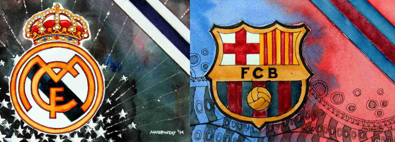 _Real Madrid vs FC Barcelona