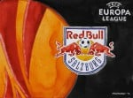 Red Bull Salzburg Wappen Logo Europa League