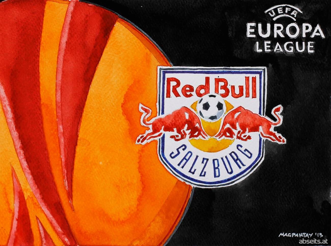 Red Bull Salzburg Wappen Logo Europa League_abseits.at
