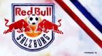 Red Bull Salzburg - Wappen mit Farben