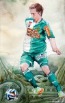Robert Beric - SK Rapid Wien_abseits.at