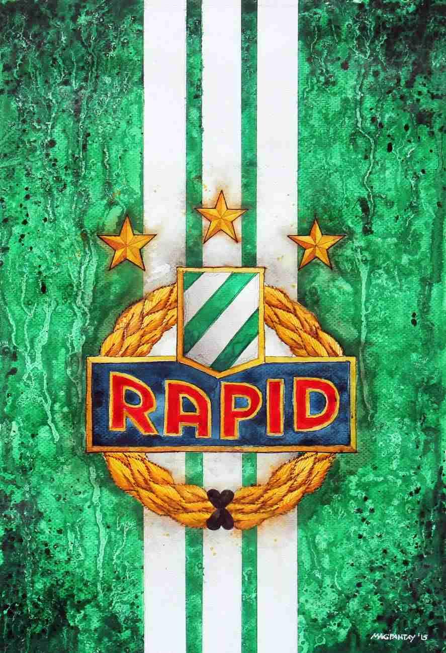 _SK Rapid Wappen (Hochformat)