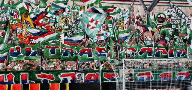 """Rapid-Fans vor dem Derby: """"Reaktion auf das Cup-Aus zeigen!"""""""