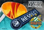 Fix gesetzt: Das sind Rapids mögliche Gegner im Europa-League-Playoff