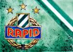SK Rapid Wien - Wappen mit Farben_abseits.at