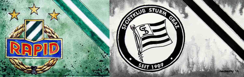 _SK Rapid Wien vs SK Sturm Graz