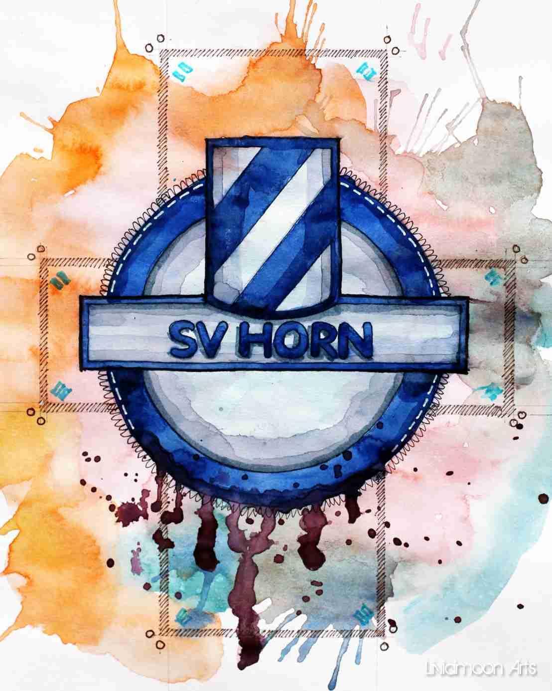 _SV Horn Wappen