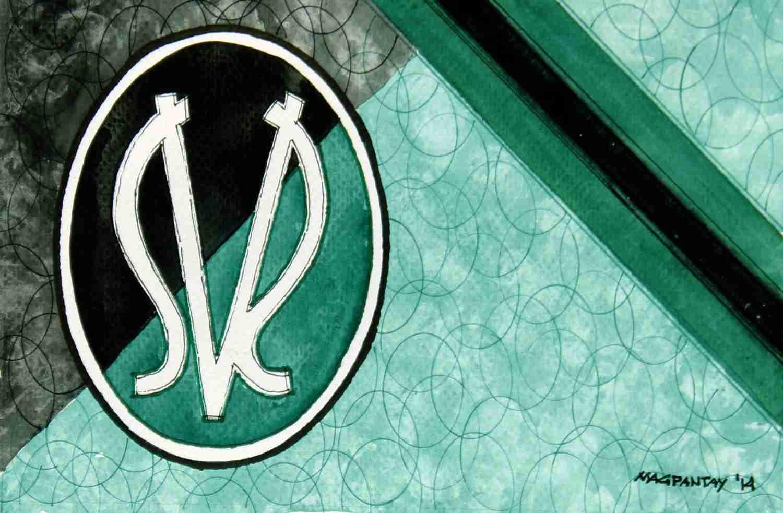 _SV Ried - Wappen mit Farben