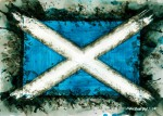 _Schottland Flagge
