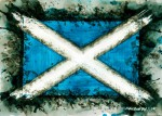 Schottland Flagge_abseits.at
