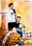 Sebastian Prödl - Österreich, Werder Bremen_abseits.at