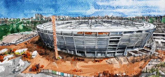 Außergewöhnliche Fußballstadien (3) | Estadio Hernando Siles