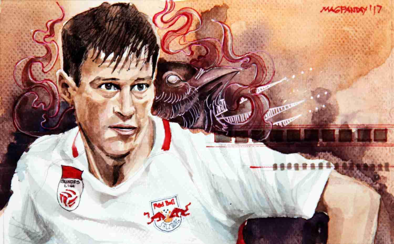 _Stefan Lainer - Red Bull Salzburg