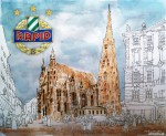 Stephansdom Rapid Wien_abseits.at