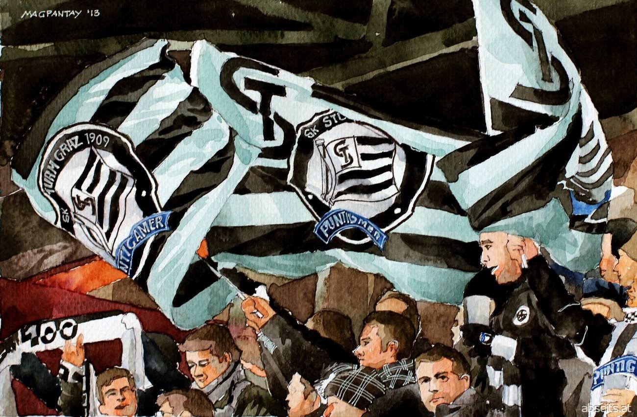 Sturm Graz Fans_abseits.at