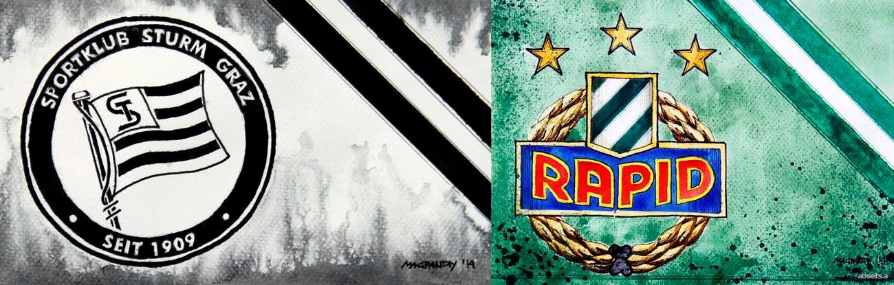 Sturm Graz vs Rapid Wien_abseits.at