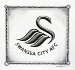 Swansea City Wappen Logo