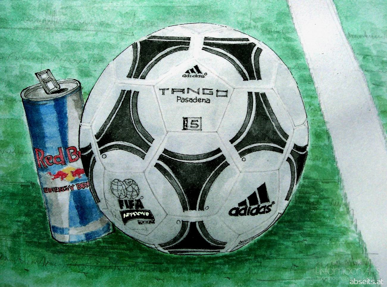 Tango mit Red Bull Dose_abseits.at