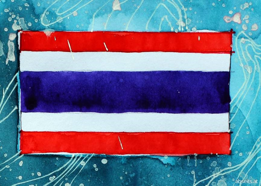 Thailand Flagge_abseits.at