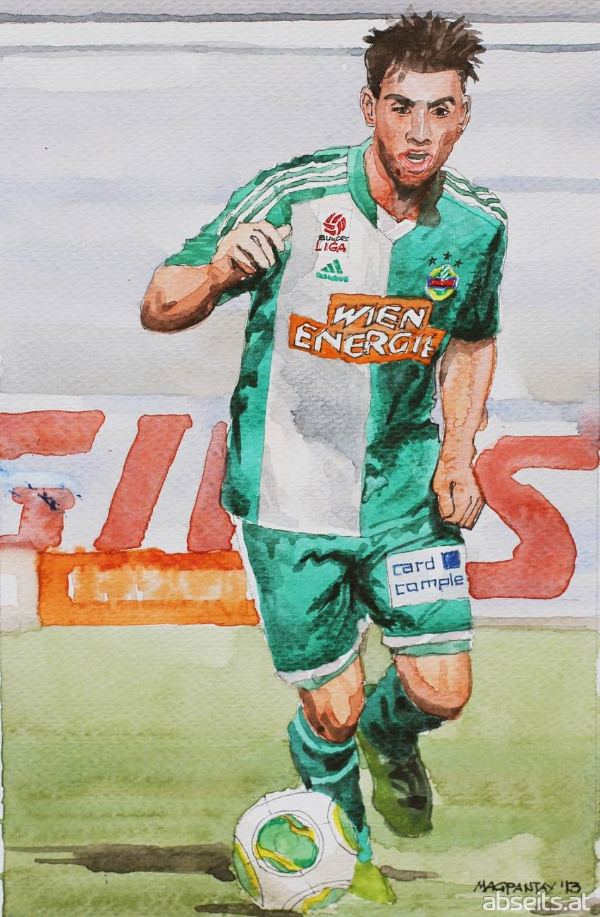 Thanos Petsos - SK Rapid Wien_abseits.at