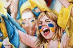 Ukrainische Fans_abseits.at