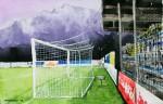 Untersbergarena SV Grödig Stadion