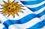 Uruguay - Flagge_abseits.at