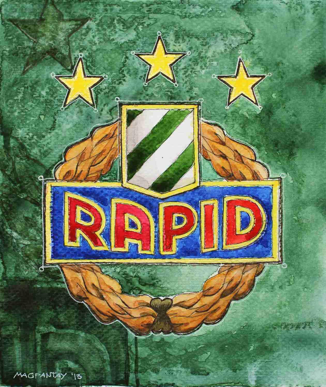 _Wappen Rapid Wien