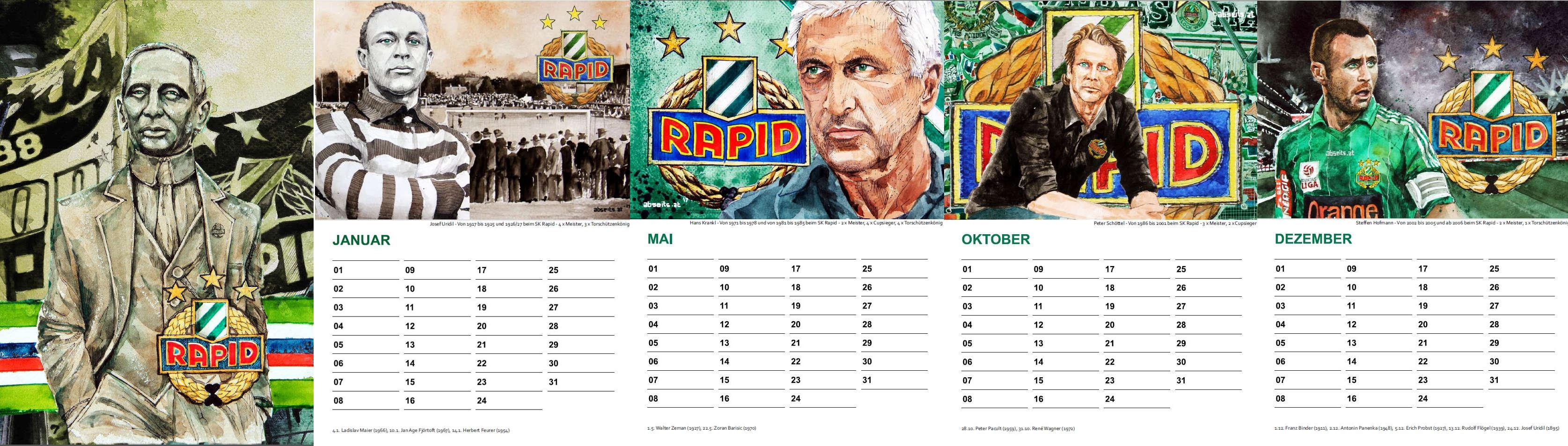 Zeitloser Kalender Bewerbung1