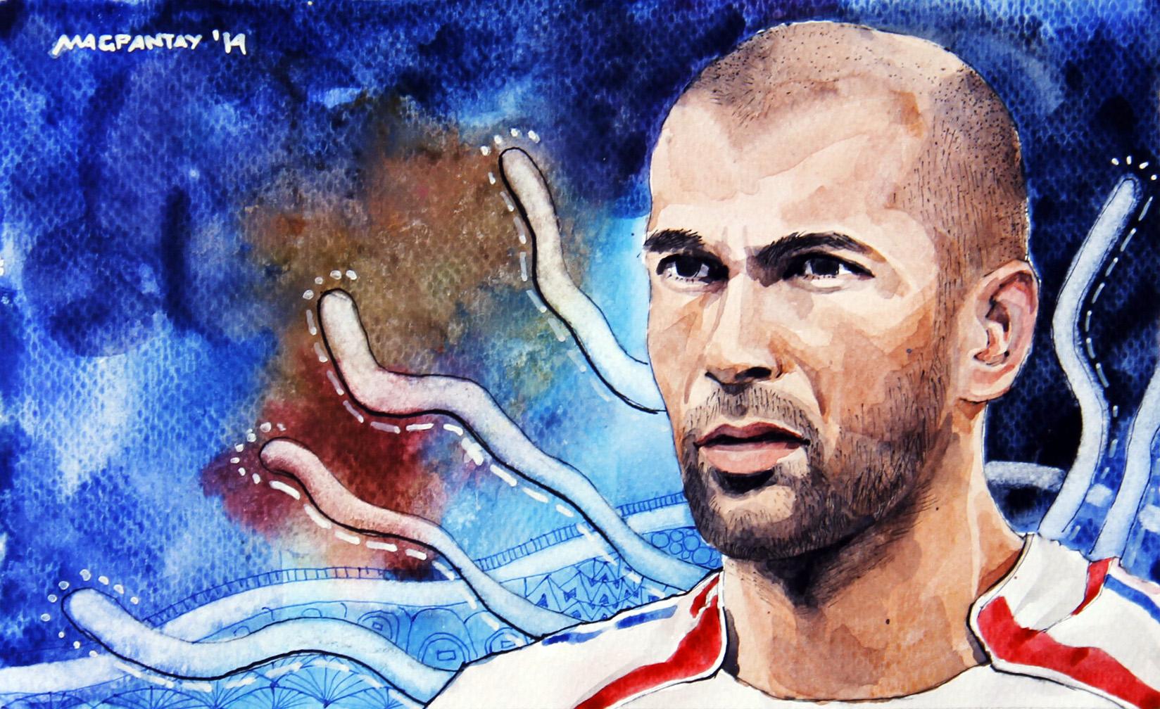 Zinedine Zidane - Frankreich
