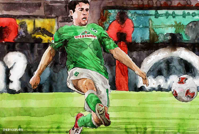 _Zlatko Junuzovic - Werder Bremen