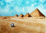 Fußball in Ägypten, Pyramiden