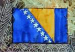 Erstmals dabei und doch kein Underdog: Die bosnische Auswahl auf dem Weg nach Brasilien