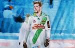 Sehr unterschiedliche Meinungen: Burgstaller spaltet die Nürnberg-Fans