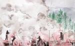Fußballfans und ihre Bengalen – ein paar visuelle Einblicke in die Welt der Pyrotechnik