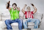 Fankurve | Fußball-Arena mit Prohaska und Co.: Die Heurigenrunde der Ahnungslosen/Beleidigten