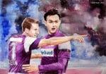 Verkehrte Welt in Wien-Favoriten: Austria und Alkmaar trennen sich erneut 2:2!