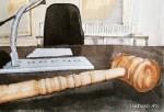 Gericht, Prozess, Strafe, Strafsenat