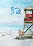 Kostas Mitroglou – die neue Wunderwaffe von Olympiakos geht mit einem Lauf ins griechische Länderspiel-Double