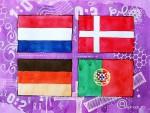 Mögliche unerwartete Helden in Gruppe B: Eriksen, Reus, Afellay & Raul Meireles