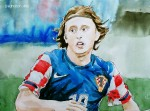 Luka Modric, Kroatien und Tottenham Hotspur