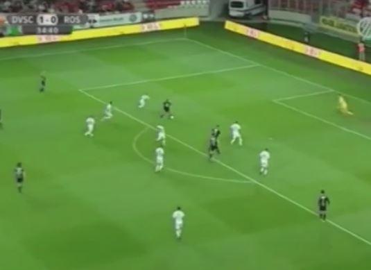 Rosenborg verhaut eine Riesenchance im Europa-League-Duell mit Debrecen