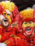 Fußballmacht Spanien (2/2) – Viele Teams, ein Weg
