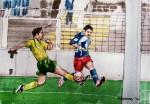Aufstieg des SV Horn wird immer wahrscheinlicher – die Regionalliga Ost im Endspurt