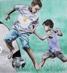 Bassirou Dembélé – Vom Fußballprofi zum Flyer-Verteiler