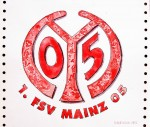 FSV Mainz 05 Logo (by Michael Magpantay, abseits.at)