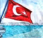 0:3 und kein Torschuss – Türkei vor Playoff-Aus, ebenso wie Estland und Montenegro